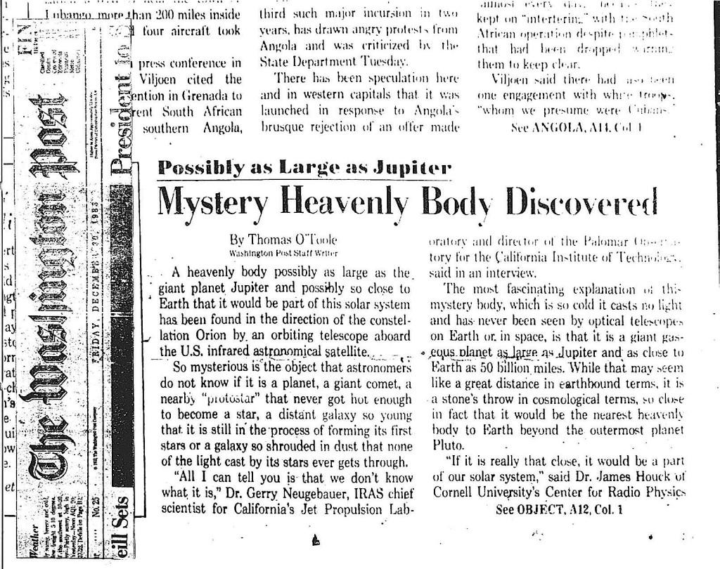 Planet_X_Washington_Post_1983_p1