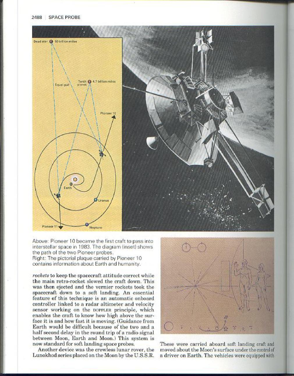 2488 Space Probe